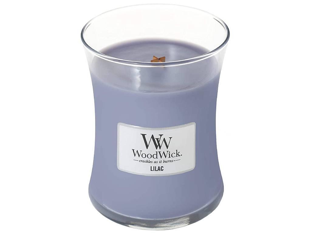 woodwick lilac stredni
