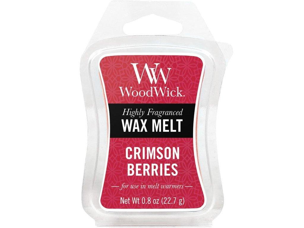 woodwick crimson berries vonny vosk
