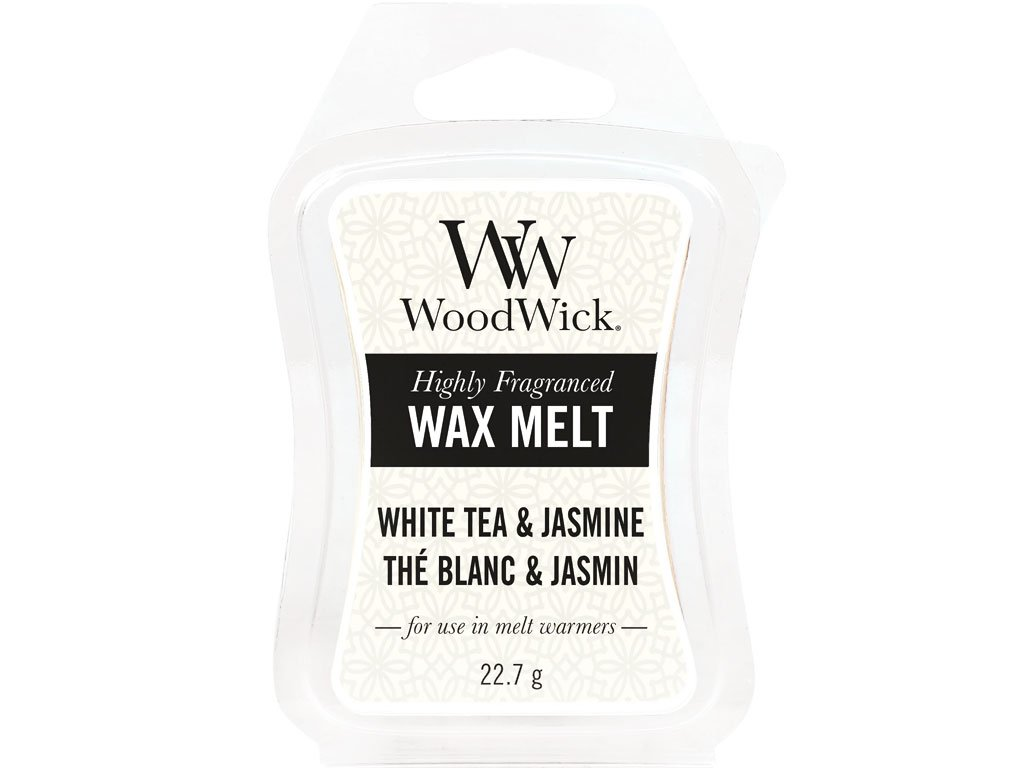 woodwick vosk white tea jasmine