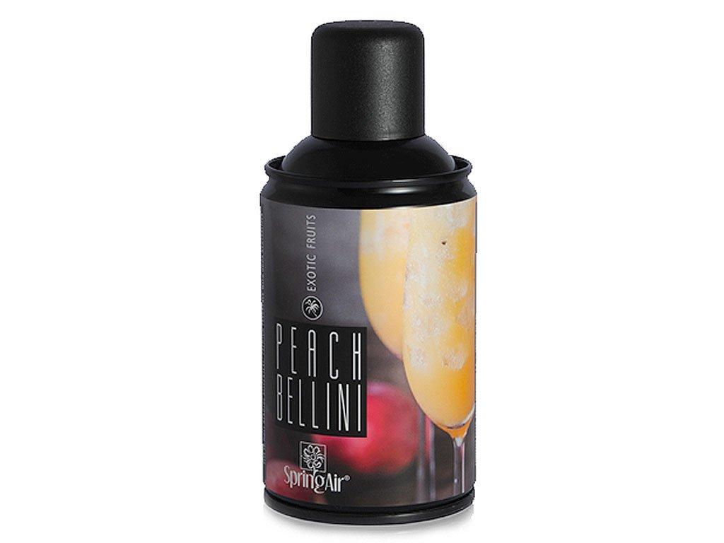 spring air napln peach bellini