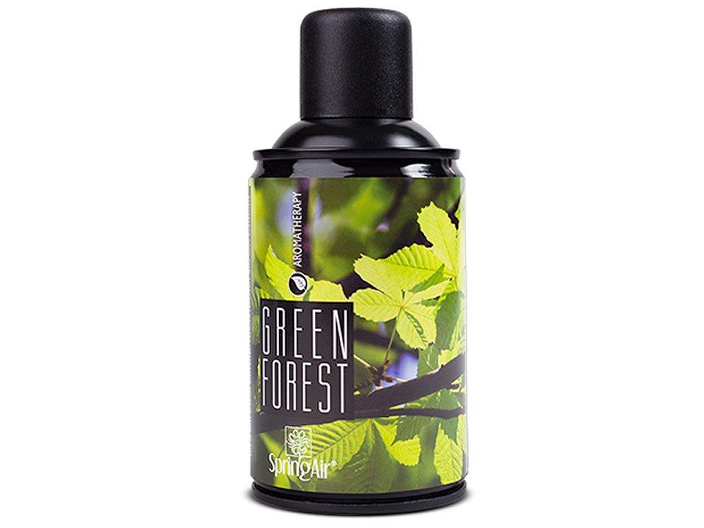 spring air napln green forest
