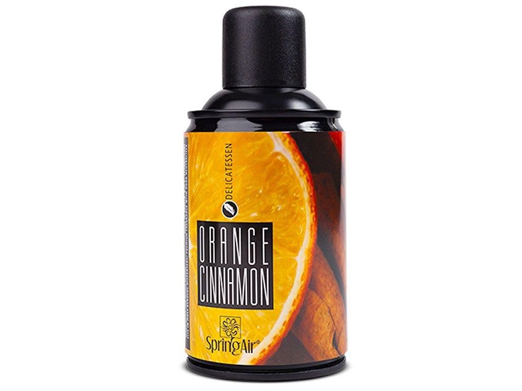 15827 spring air smart air napln do elektrickeho difuzeru orange cinnamon 250 ml