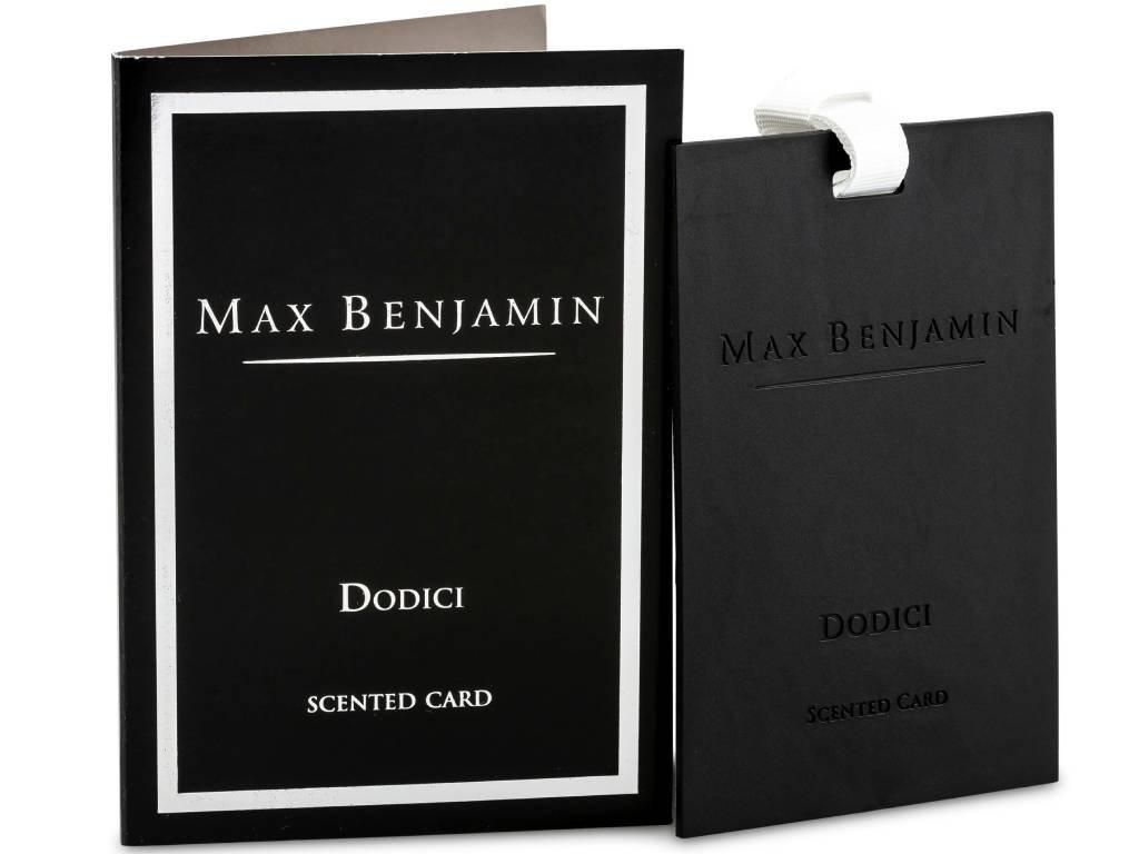 max benjamin dodici karta