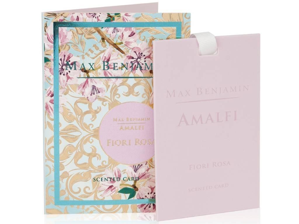 max benjamin amalfi fiori rosa karta