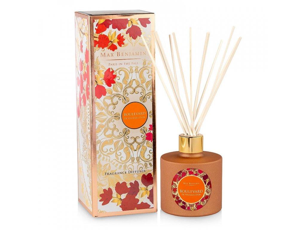 16667 1 max benjamin paris in the fall aroma difuzer boulevard de feuilles d or 150 ml