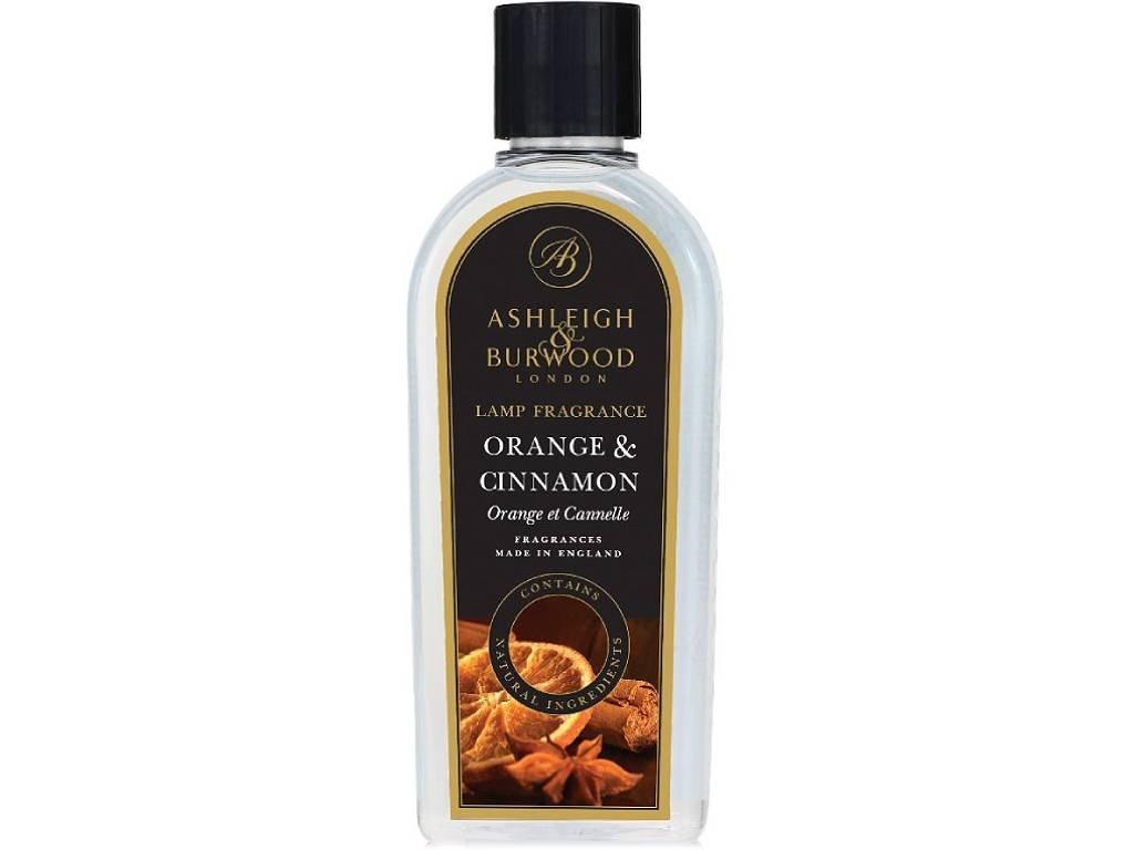 16784 ashleigh burwood napln do katalyticke lampy orange cinnamon 500 ml