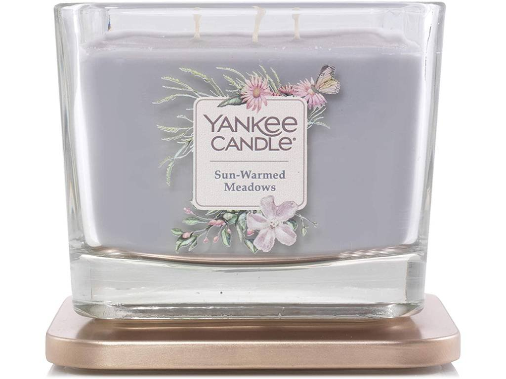 yankee candle elevation sun warmed meadows stredni 1