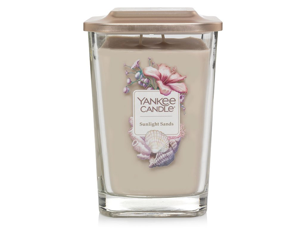 yankee candle elevation sunlight sands velka 1