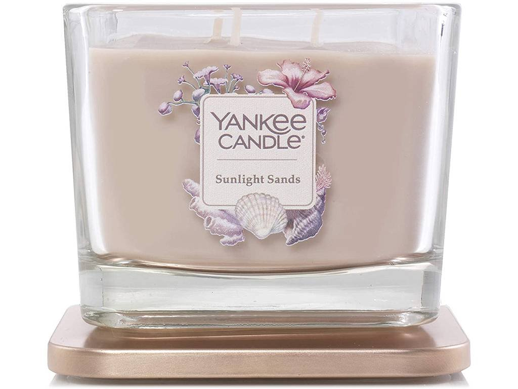 yankee candle elevation sunlight sands stredni 1