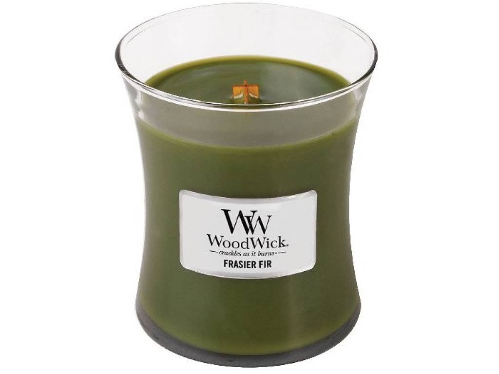 woodwick frasier fir mala