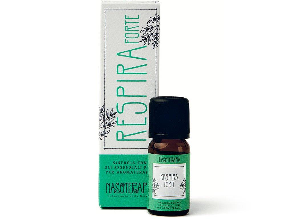 nasoterapia smes esencialnich oleju respira forte