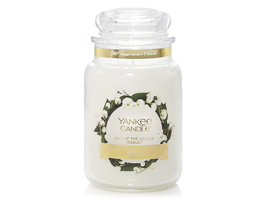 yankee candle returning classic lily of the valley 1