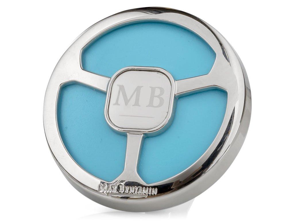 max benjamin vune do auta blue azure