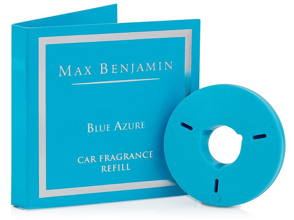 max benjamin napln vune do auta blue azure