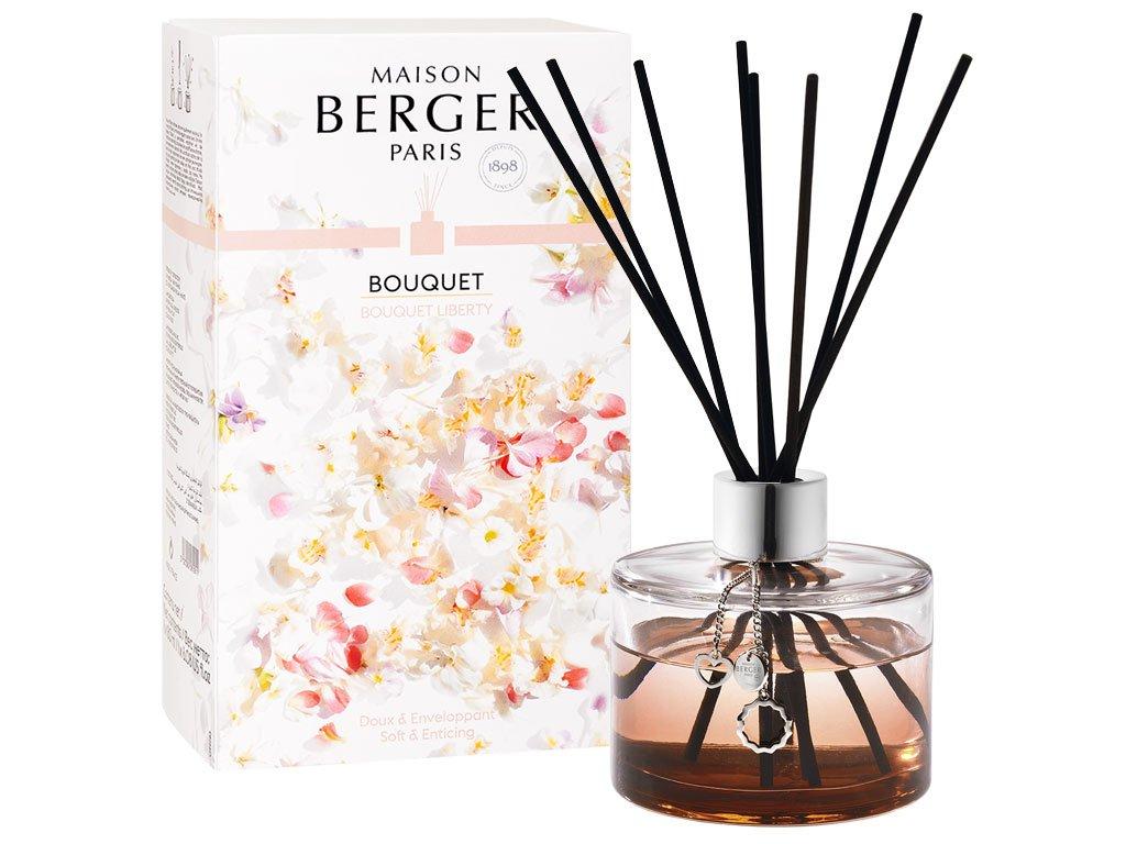 maison berger paris poesy aroma difuzer bouquet liberty 1