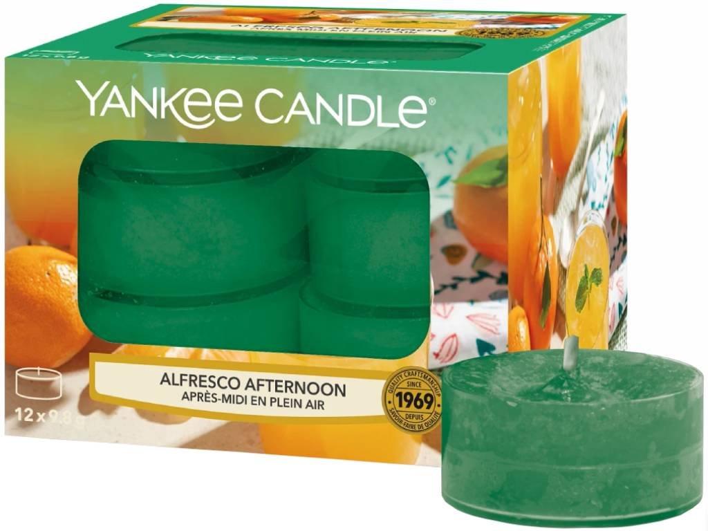 yankee candle alfresco afternoon cajove svicky