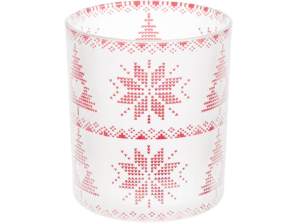 yankee candle red nordic svicen na votivni svicku