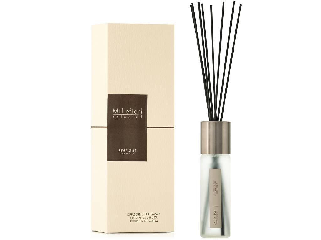 millefiori milano selected difuzer silver spirit 100 ml