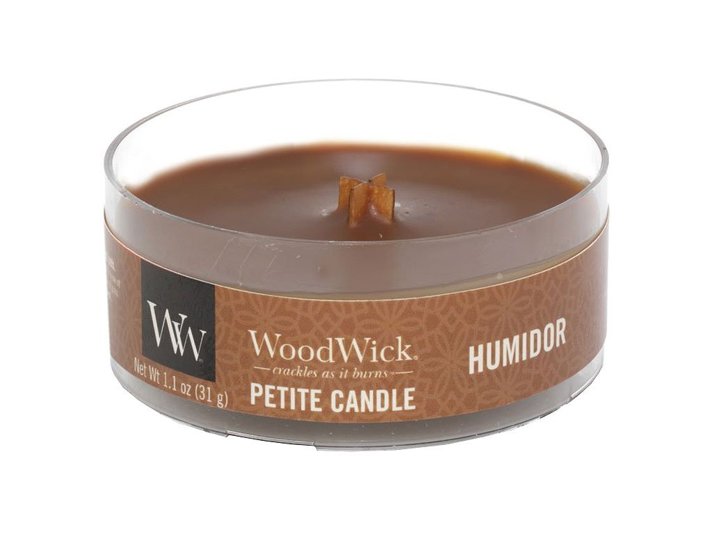 woodwick petite candle humidor