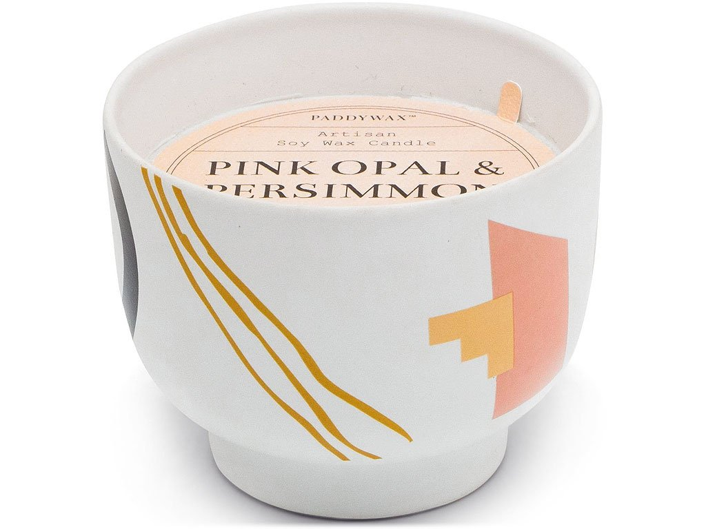 paddywax wabi sabi svicka pink opal persimmon
