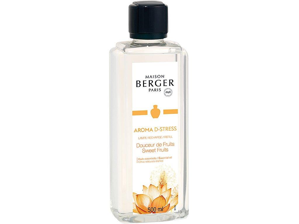 maison berger paris napln do katalyticke lampy aroma d stress sweet fruits