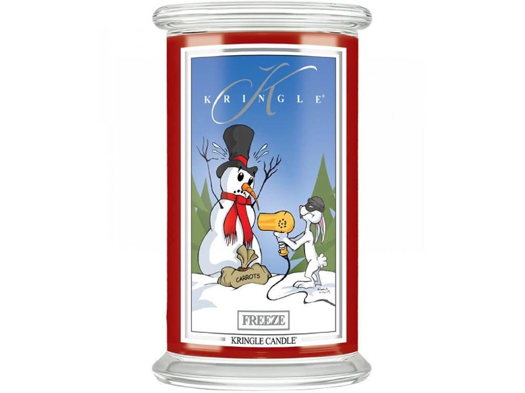 kringle candle freeze 624g