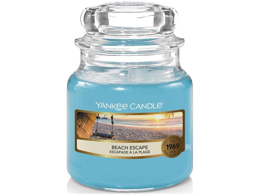 yankee candle beach escape mala