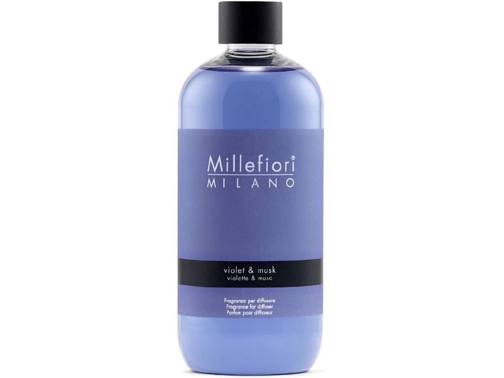 millefiori milano violet musk 500ml