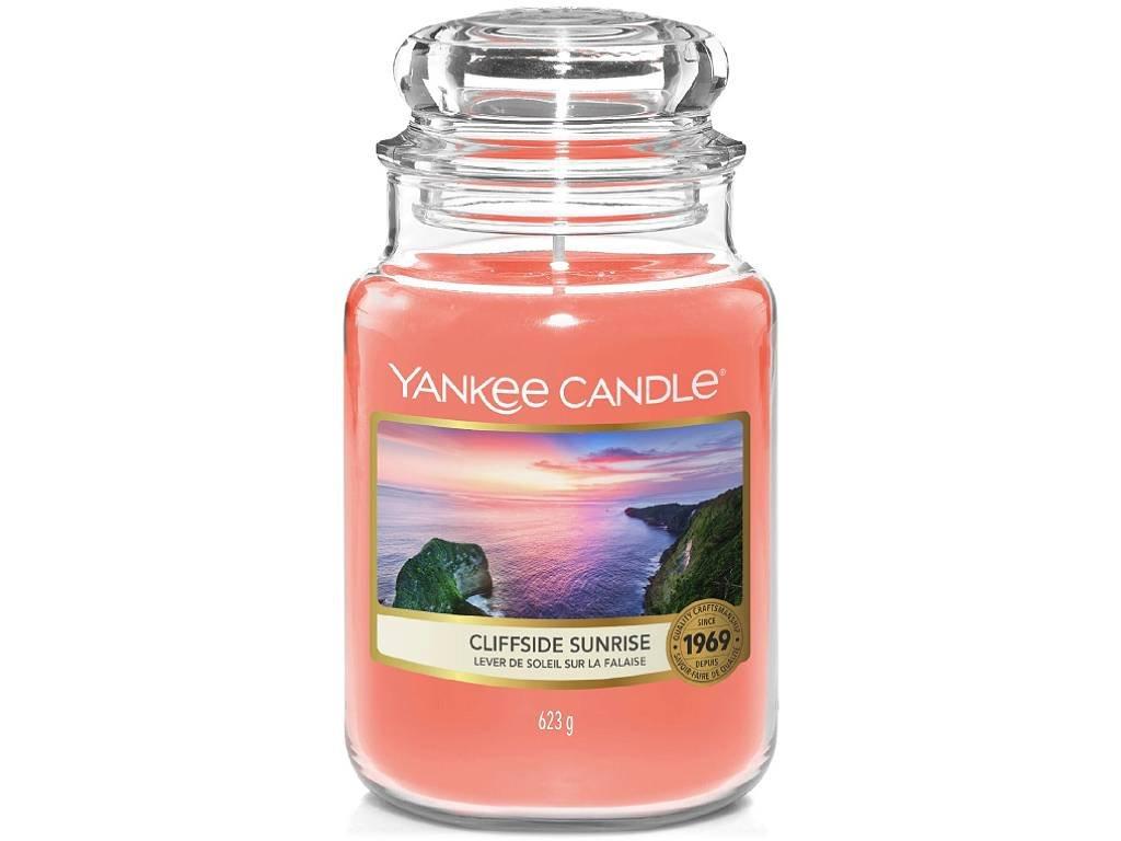 yankee candle cliffside sunrise velka