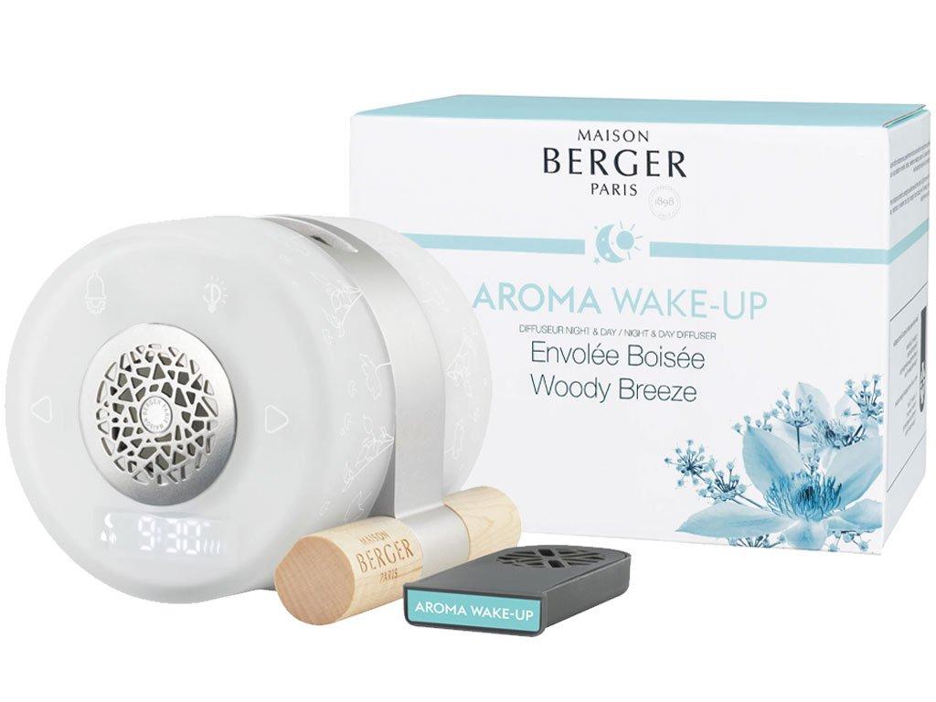 maison berger paris aroma difuzer night day aroma wake up 1