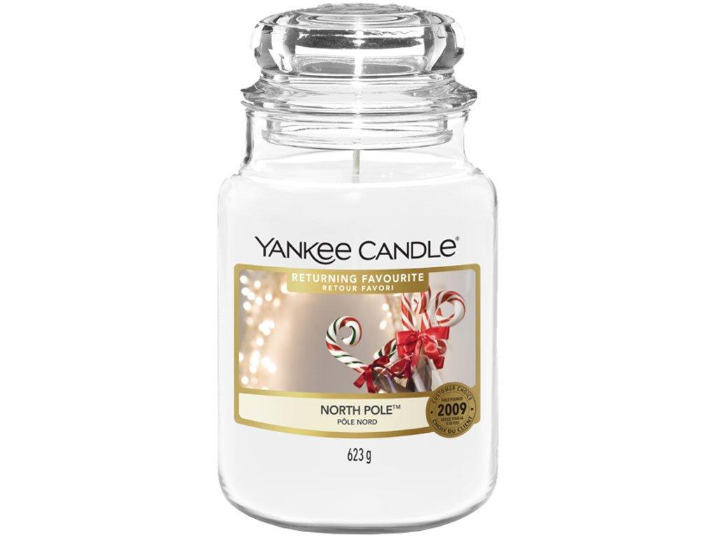 yankee candle north pole