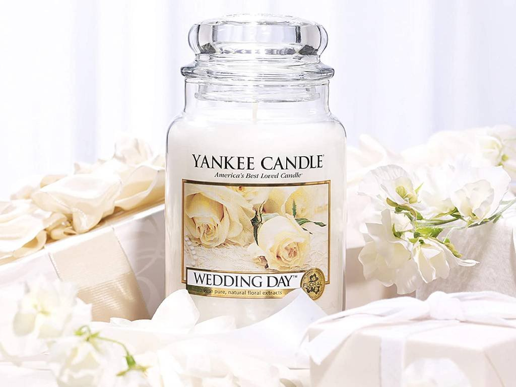 5801 yankee candle vonna svicka wedding day velka