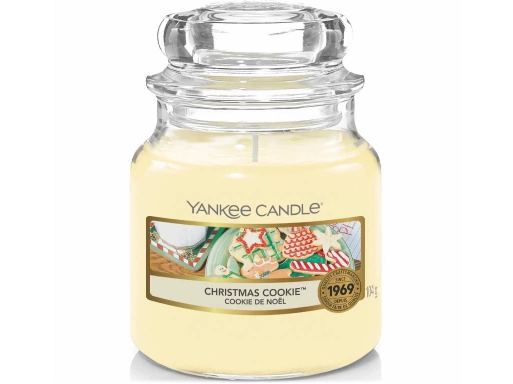 yankee candle christmas cookie mala