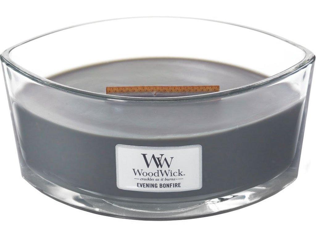 woodwick evening bonfire lodicka