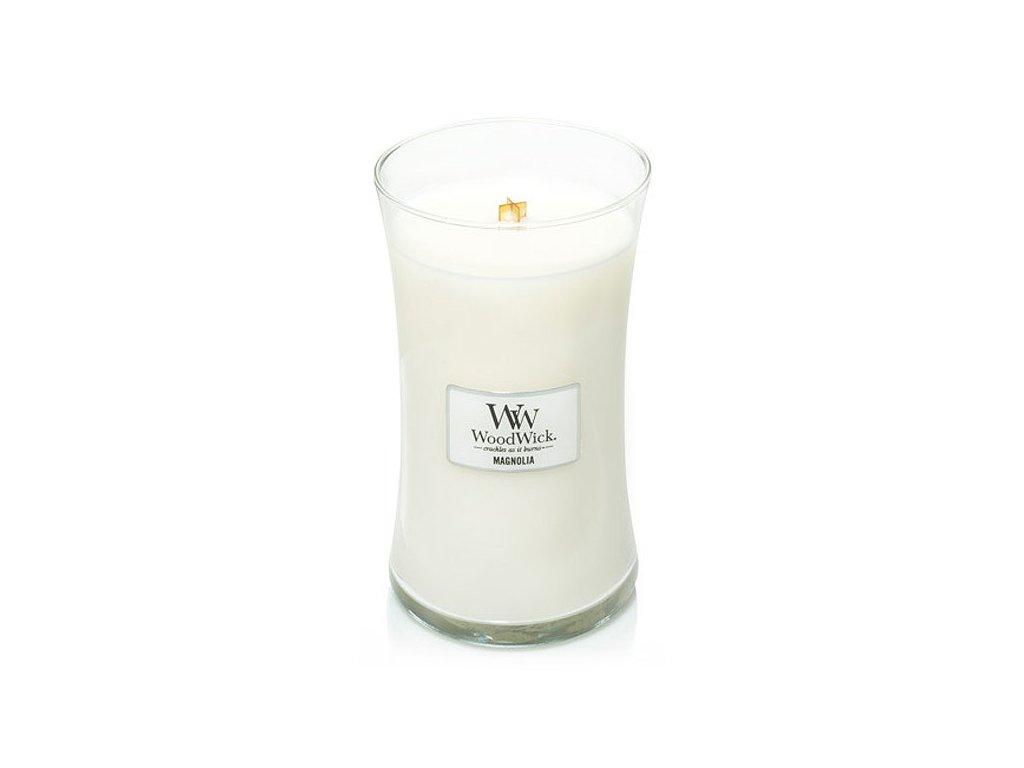 6230 woodwick vonna svicka magnolie 609 g