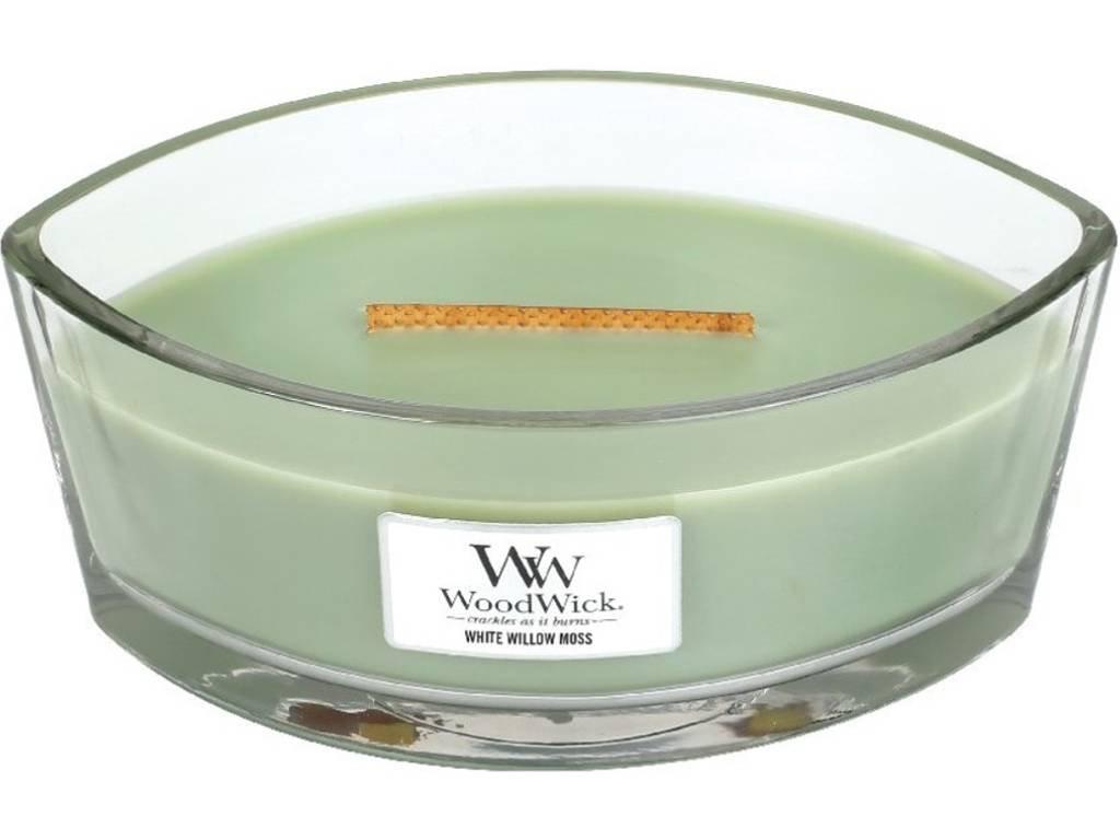 woodwick white willow moss lodicka