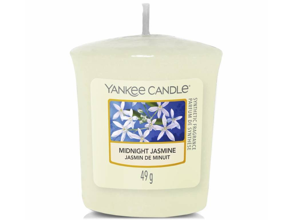 6371 yankee candle votivni svicka midnight jasmine