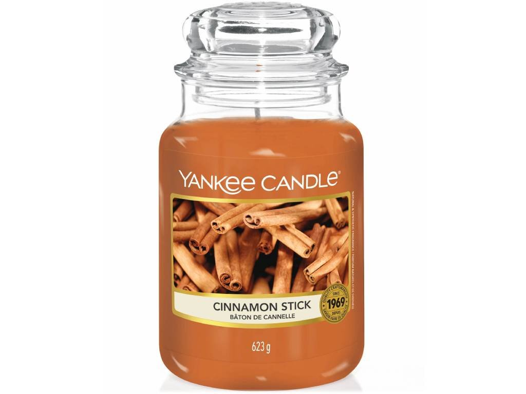 yankee candle cinnamon stick velka
