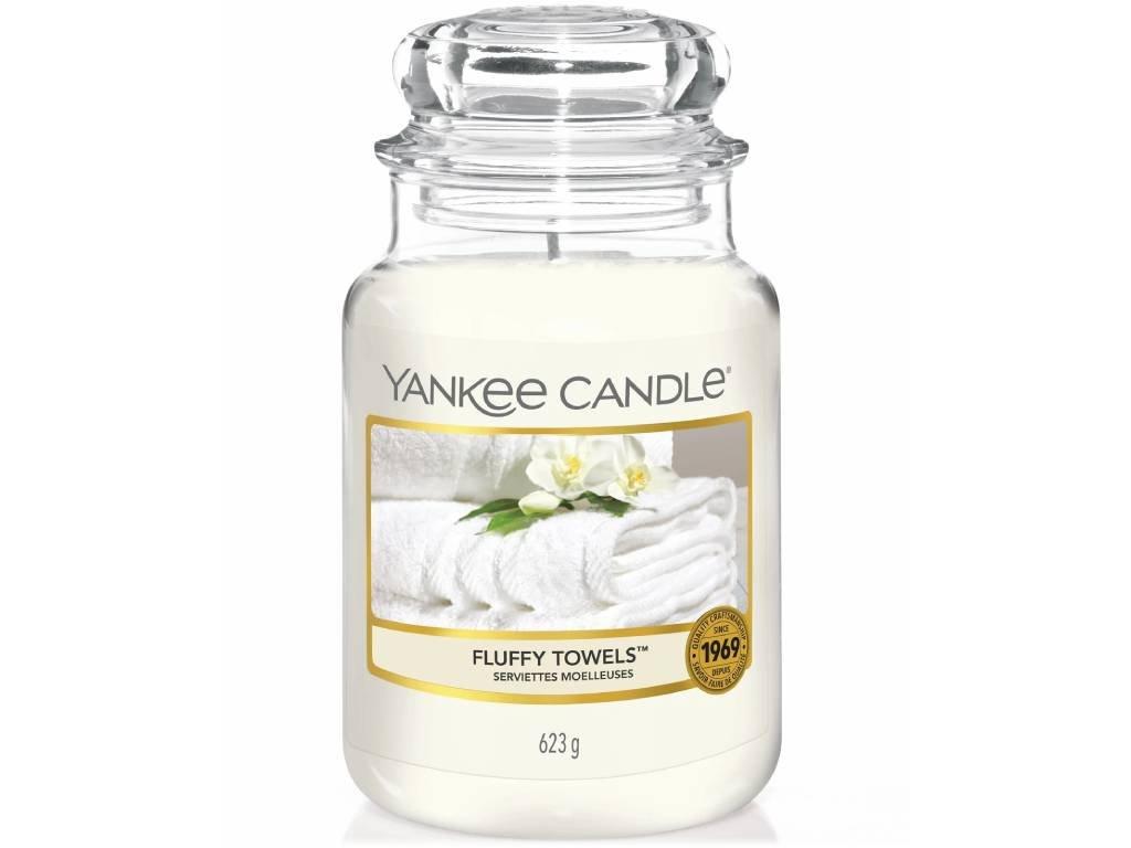 yankee candle fluffy towels velka