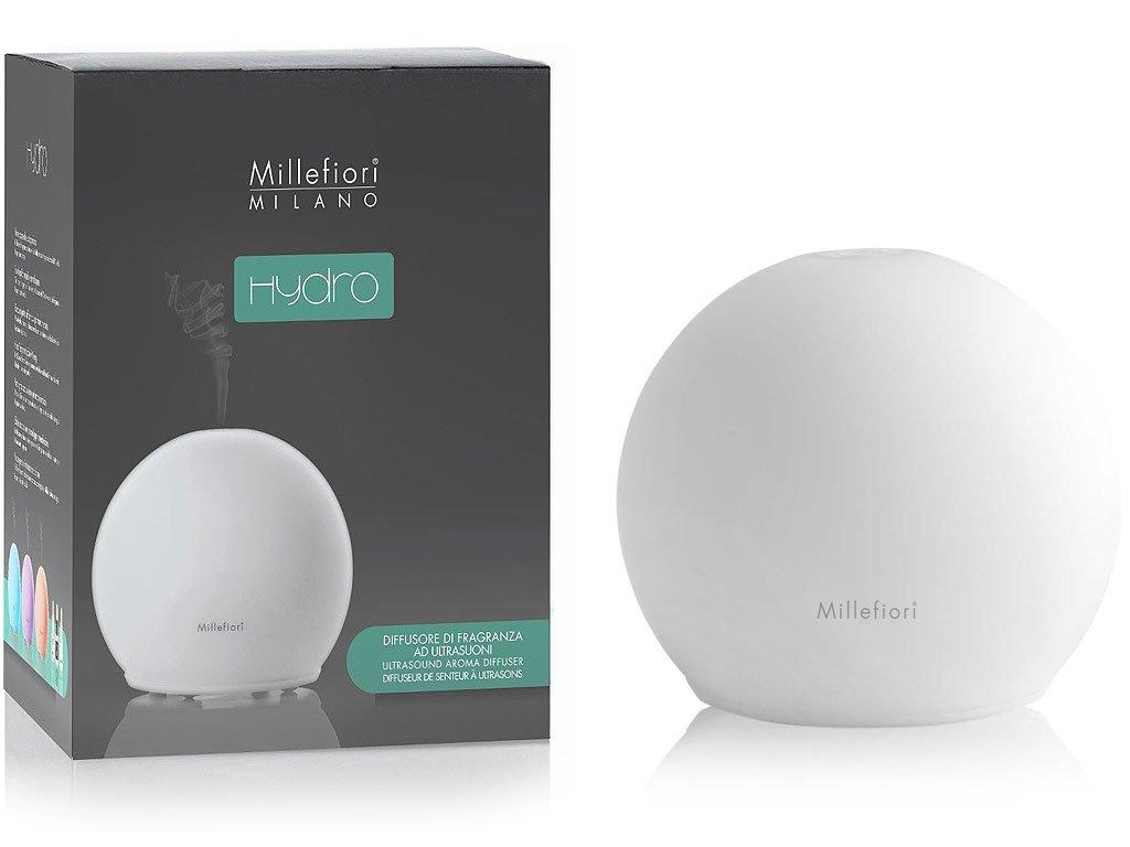 6506 millefiori milano skleneny ultrazvukovy difuzer glass sphere