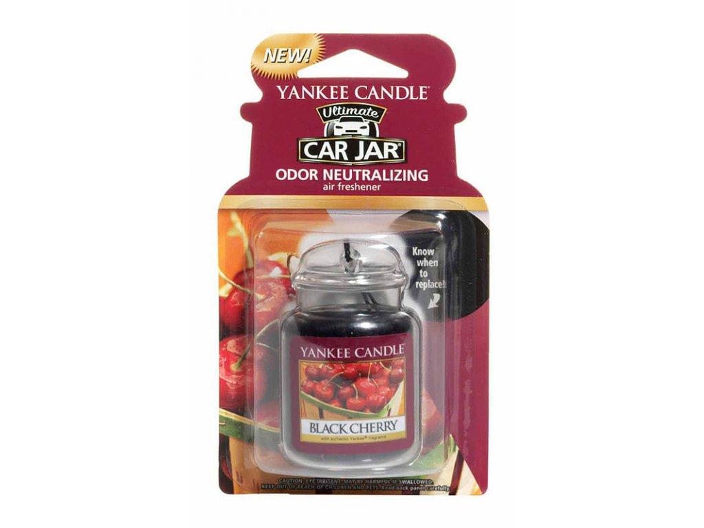 6575 yankee candle gelova visacka black cherry