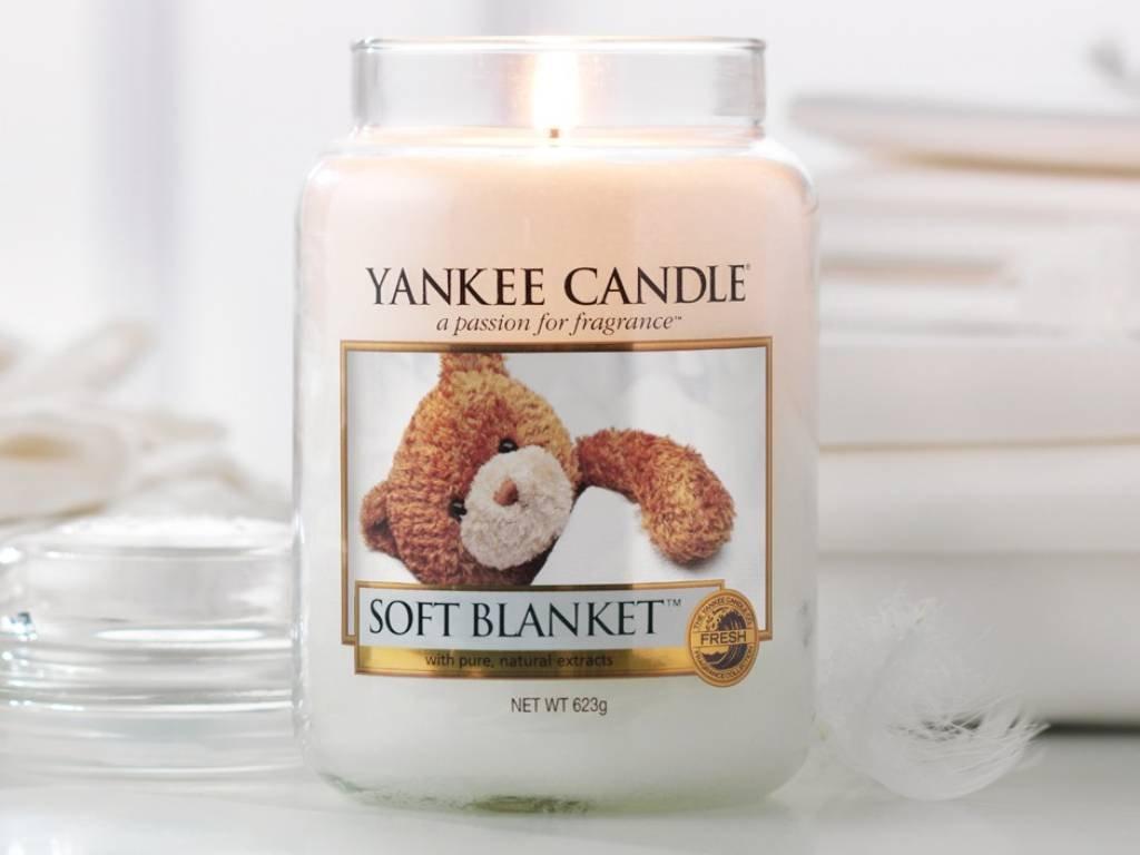 6578 yankee candle votivni svicka soft blanket