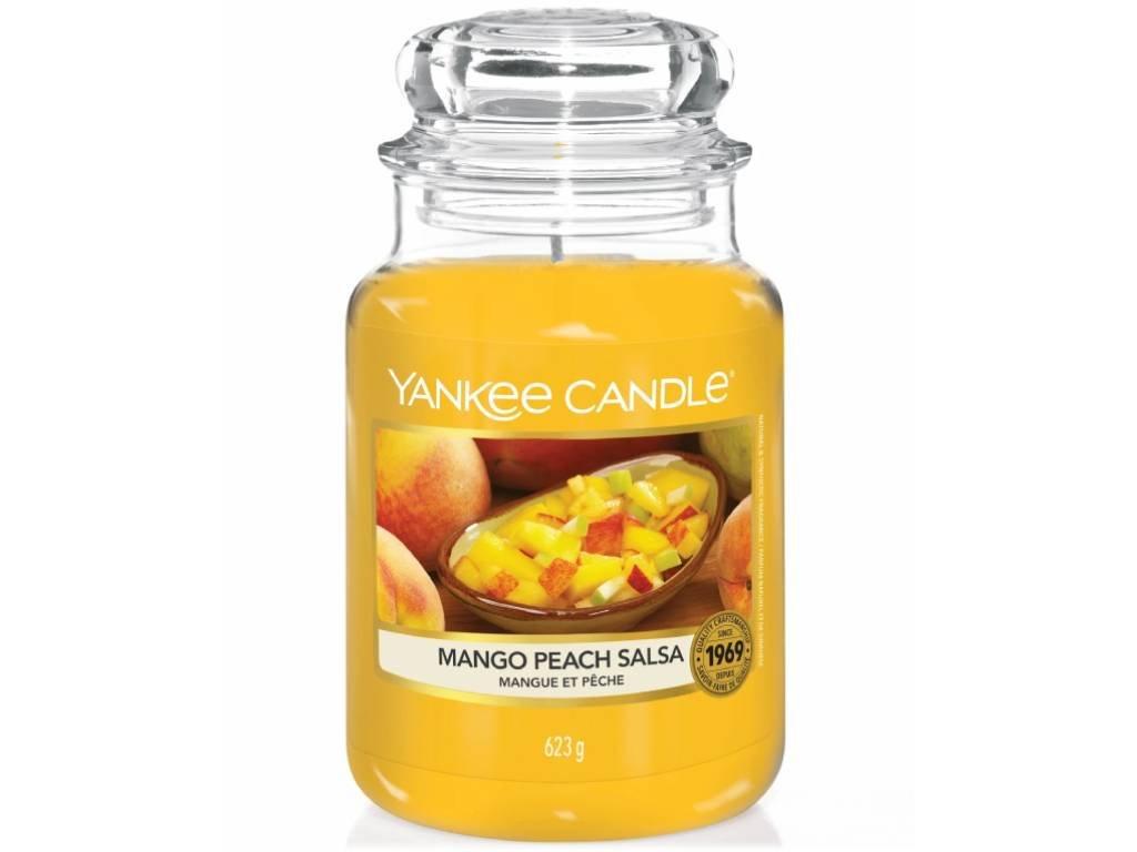 yankee candle mango peach salsa velka
