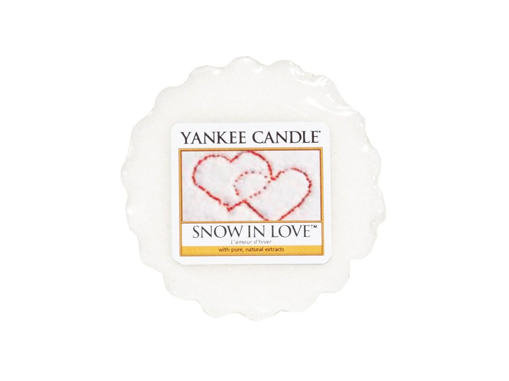 6683 yankee candle vonny vosk snow in love