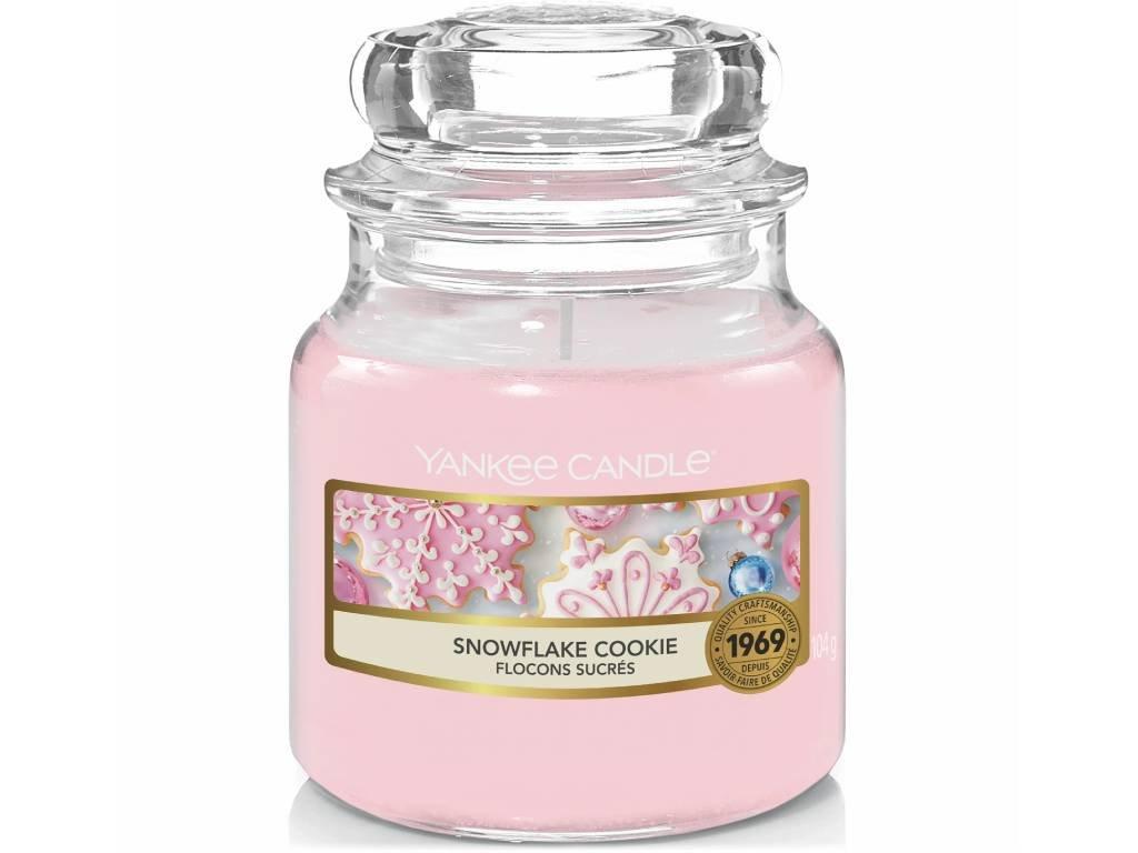 6893 yankee candle vonna svicka snowflake cookie mala