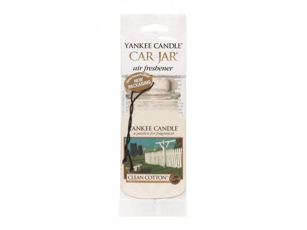 6956 yankee candle papirova visacka clean cotton
