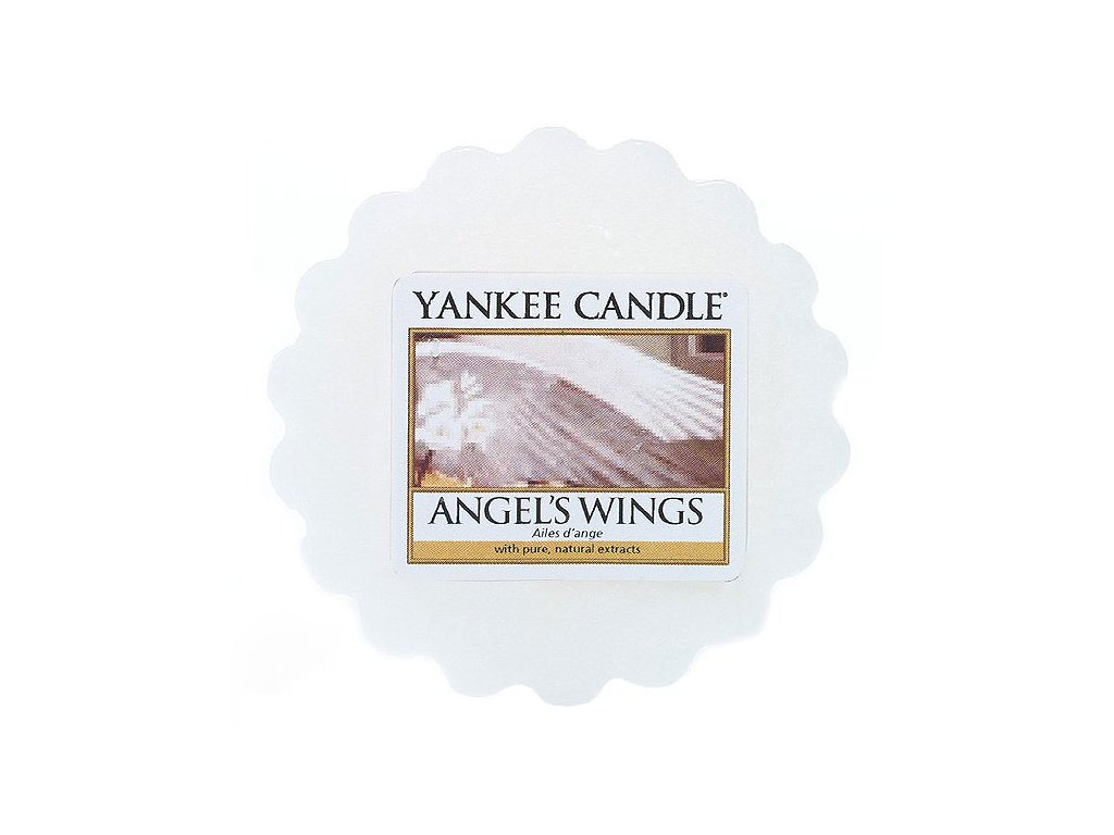 7217 yankee candle vonny vosk angel s wings