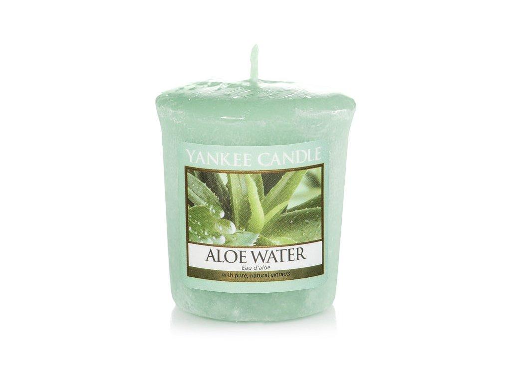 7316 yankee candle votivni svicka aloe water