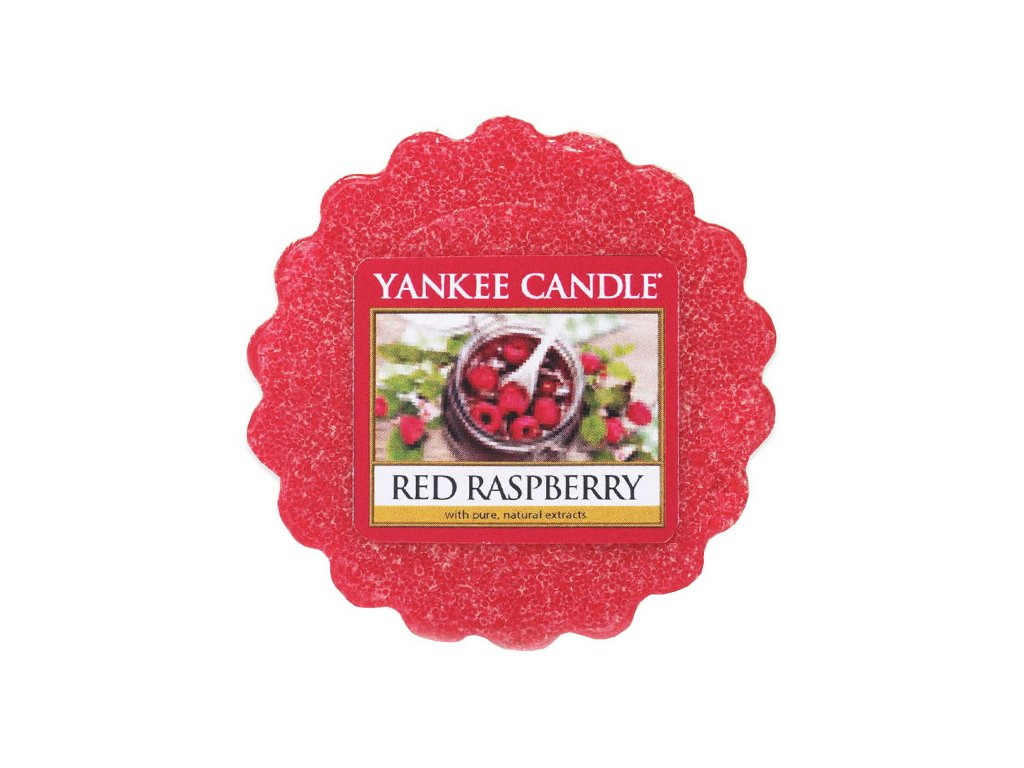 7370 yankee candle vonny vosk red raspberry