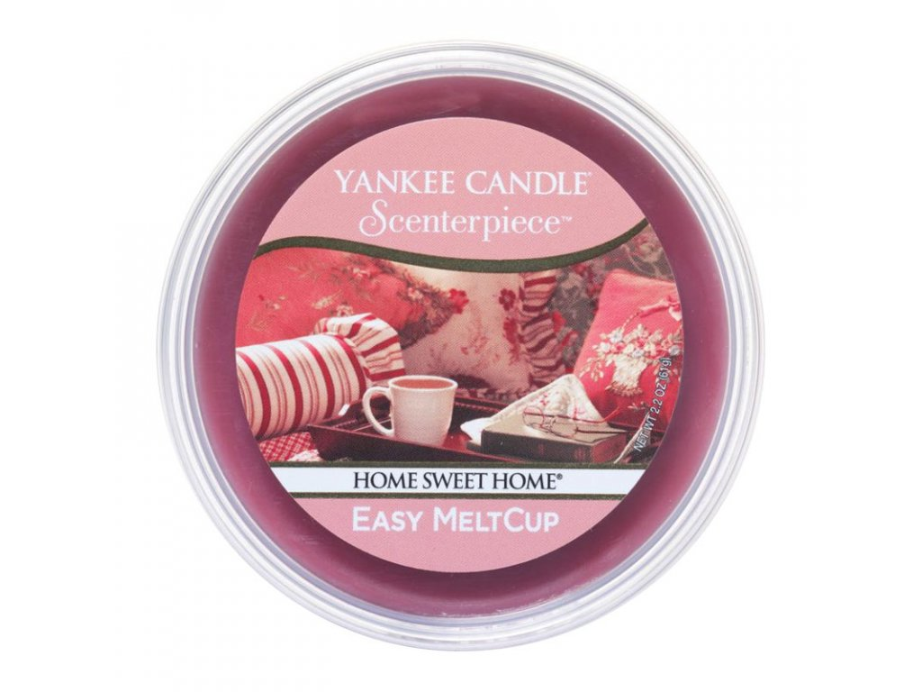 7658 yankee candle vosk home sweet home easy meltcup